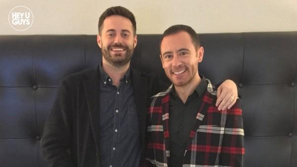 The Queer Review's James Kleinmann interviews 'Boy Erased' Author Garrard Conley