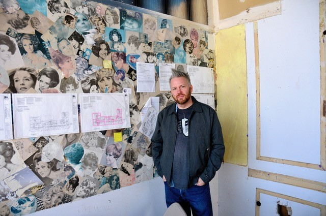 thumbnail_Todd Stephens in Pat's former salon